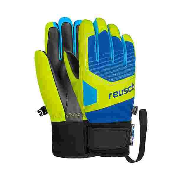 Reusch Torby R-TEX® XT Junior Skihandschuhe Kinder dresd blue/navy/sulfur sp