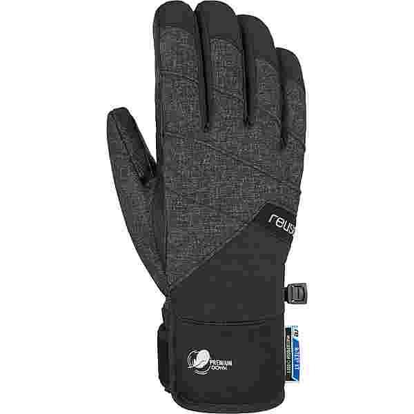Reusch Febe R-TEX® XT Skihandschuhe black / black melange