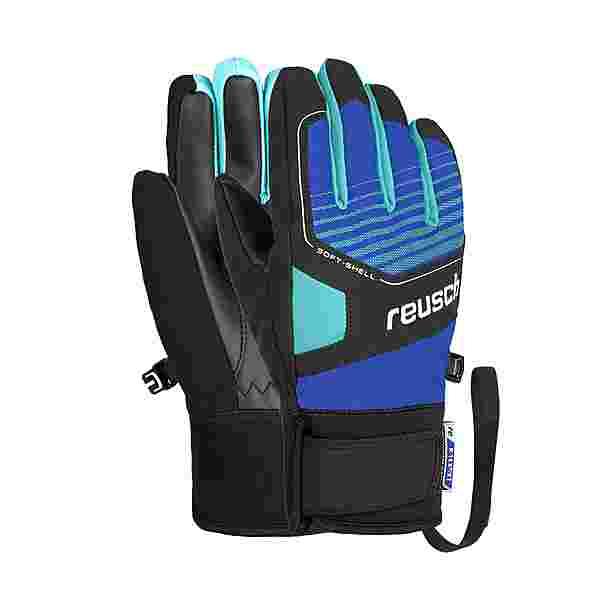 Reusch Torby R-TEX® XT Junior Skihandschuhe Kinder blck/imp blue/bach button