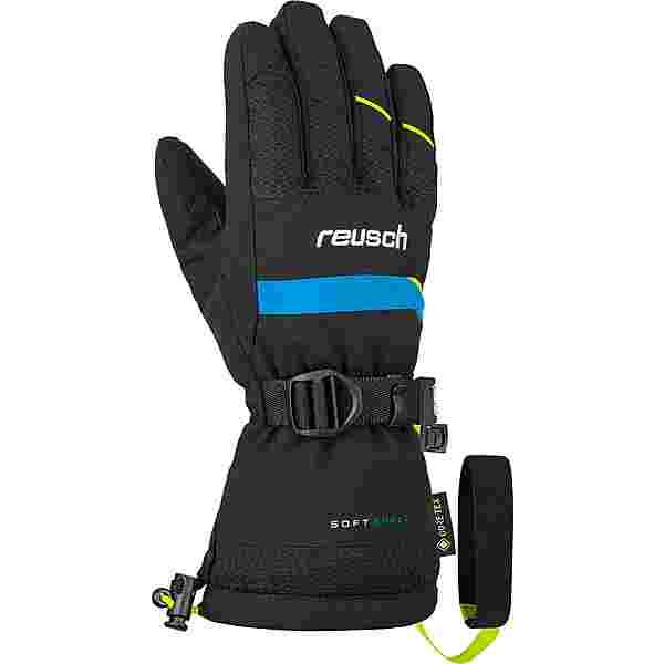 Reusch Maxim GORE-TEX® Junior Skihandschuhe Kinder black/safety yellow