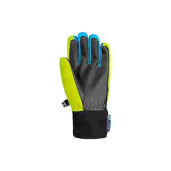Reusch Torby R-TEX® XT Junior Skihandschuhe Kinder imper blue/safety yellow