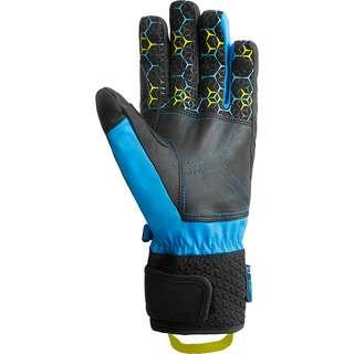 Reusch Stuart R-TEX® XT Skihandschuhe blck/dress blu/saf yellow