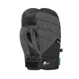Reusch Febe R-TEX® XT Mitten Outdoorhandschuhe black / black melange