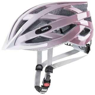 Uvex uvex air wing Fahrradhelm Kinder white rosé