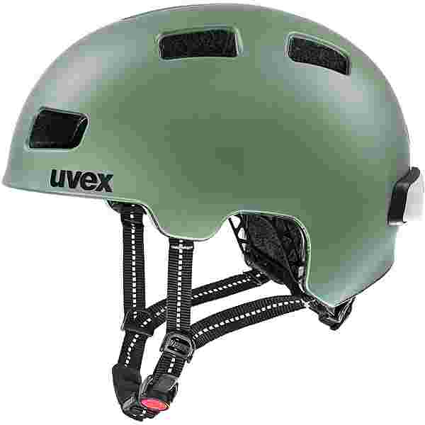 Uvex uvex city 4 Fahrradhelm moss green mat