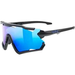 Uvex sportstyle 228 Sportbrille black mat