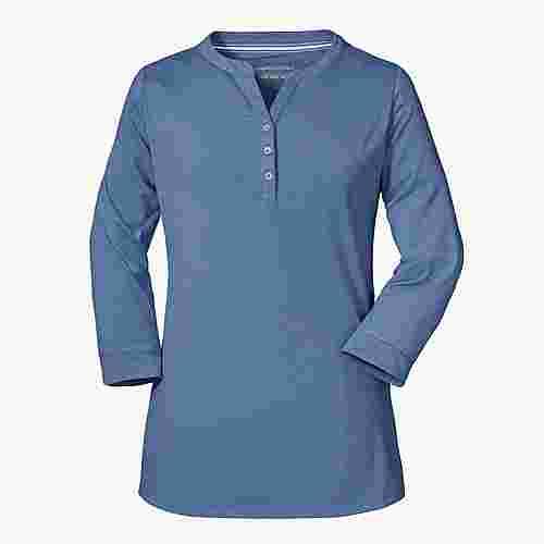 Schöffel Longsleeve Johannesburg1L Funktionsshirt Damen blue indigo