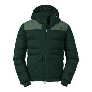 Schöffel Ins. Jacket Boston M Outdoorjacke Herren 6825 grün
