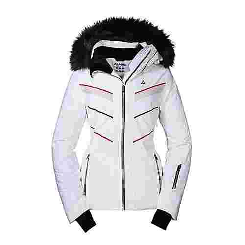 Schöffel Ski Jacket Hochblanken L Funktionsjacke Damen bright white