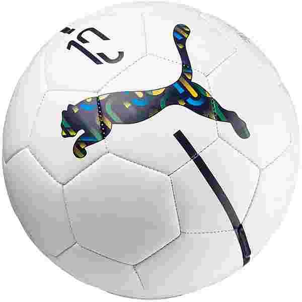 PUMA NEYMAR JR Fußball puma white-multi colour