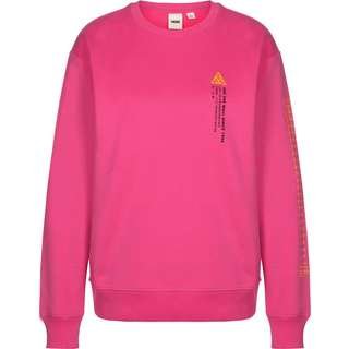 Vans 66 Supply Crew Sweatshirt Damen pink