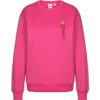 Vans 66 Supply Crew Sweatshirt Damen pink