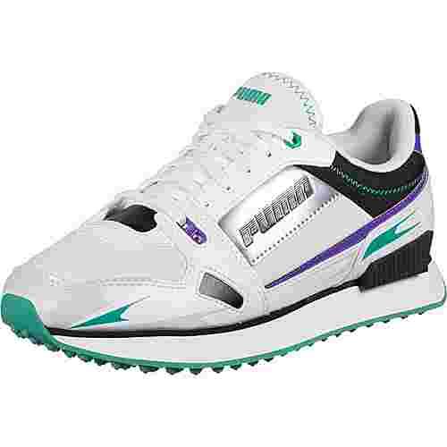 PUMA Mile Rider Sunny Gataway Sneaker Damen weiß