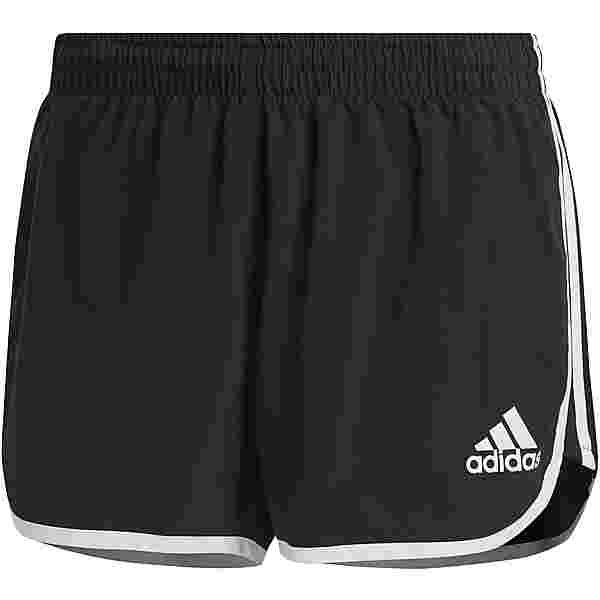 adidas PRIMEBLUE SUPERNOVA AEROREADY Funktionsshorts Damen black-white