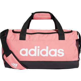adidas LINEAR SPORT ESSENTIALS Sporttasche Damen hazy rose-black-white