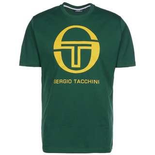 SERGIO TACCHINI Iberis T-Shirt Herren grün / gelb