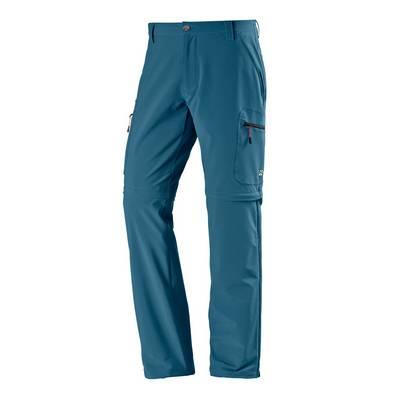 OCK Zipphose Herren blau