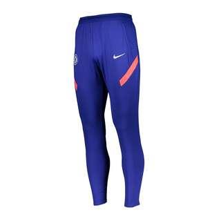 Nike Trainingshose blauweiss
