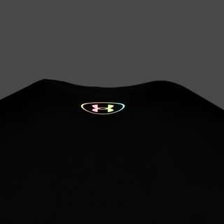 Under Armour HeatGear Rush 2.0 Laufshirt Herren schwarz