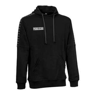 Derbystar Ultimo Hoody Funktionssweatshirt schwarz