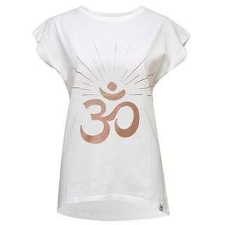 YOGISTAR.COM T-Shirt Damen white