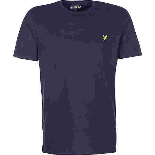 Lyle & Scott Crew Neck T-Shirt Herren blau