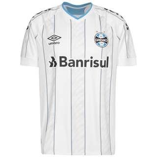 UMBRO Grêmio 20/21 Auswärts Fußballtrikot Herren weiß / hellblau