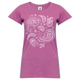YOGISTAR.COM T-Shirt Damen pink