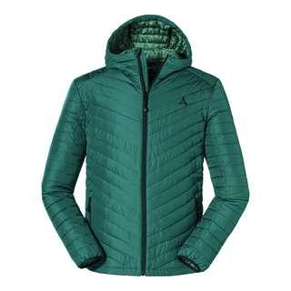 Schöffel Ins. Jacket Livigno M Outdoorjacke Herren 6575 grün