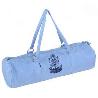 YOGISTAR.COM Yogatasche blue