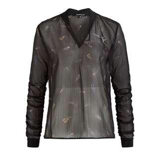 Khujo MALEE T-Shirt Damen schwarz