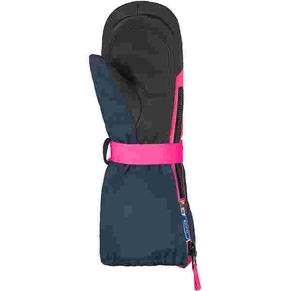 Reusch Happy R-TEX® XT Mitten Outdoorhandschuhe Kinder dress blue/pink glo
