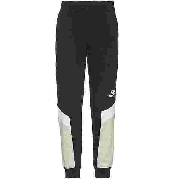 Nike NSW Heritage Sweathose Damen black/grey heather/white/white
