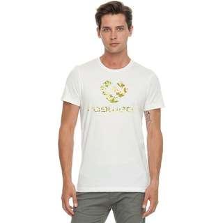 Ragwear Rogger T-Shirt Herren weiß
