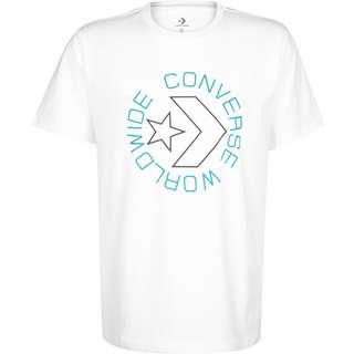 CONVERSE Sneaker Table T-Shirt Herren weiß