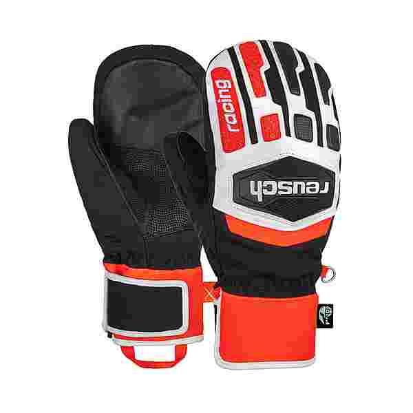 Reusch Worldcup Warrior R-TEX® XT Mitten Outdoorhandschuhe black/white/fluo red