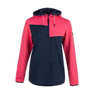 Whistler JORDANA W Hoodie Funktionssweatshirt Damen 2048 Navy Blazer