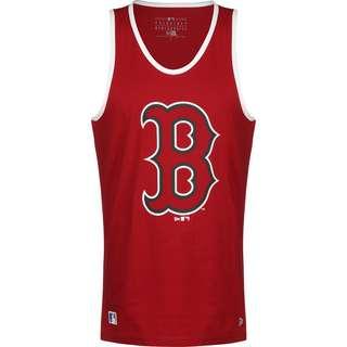 New Era MLB Logo Boston Red Sox Tanktop Herren rot