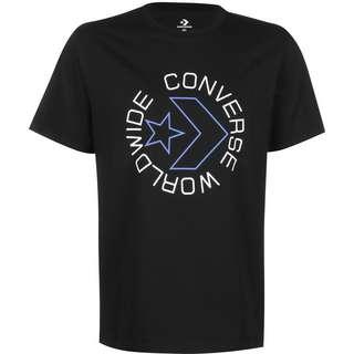 CONVERSE Sneaker Table T-Shirt Herren schwarz