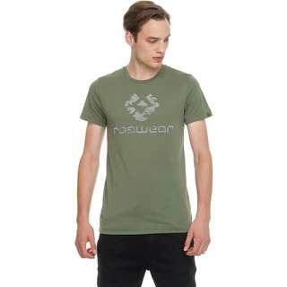 Ragwear Rogger T-Shirt Herren grün