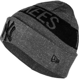 New Era Marl Cuff Knit New York Yankees Beanie Herren grau/meliert