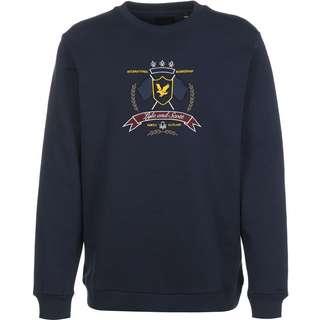 Lyle & Scott Crest Sweatshirt Herren blau
