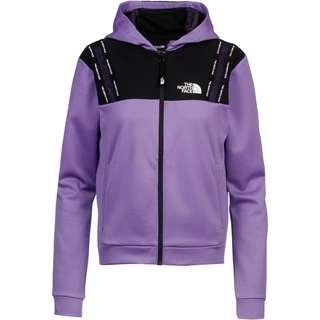The North Face Train Polyjacke Damen pop purple