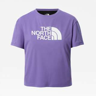The North Face Train Croptop Damen pop purple