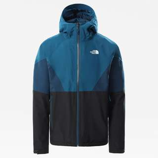 The North Face LIGHTNING Regenjacke Herren asphalt grey-moroccan blue