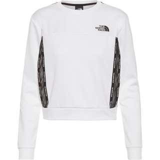 The North Face Train Sweatshirt Damen tnf white