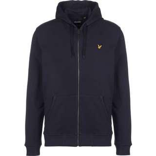 Lyle & Scott Sportswear Sweatjacke Herren blau