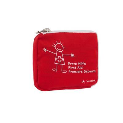 VAUDE Kids First Aid Erste Hilfe Set Kinder rot