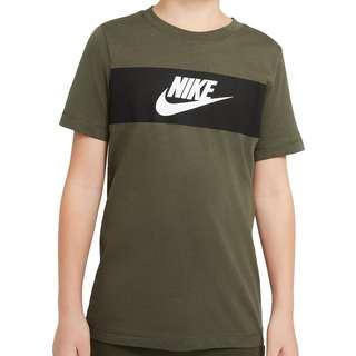 Nike Sportswear T-Shirt Kinder oliv