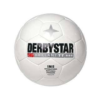 Derbystar Fußball weiss
